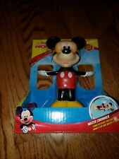 Mickey Mouse Club House Swimmer Bath Pool Toy Disney Interactive Toddler New