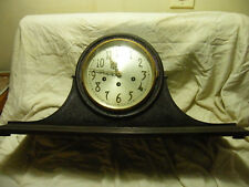 Antique-Seth-Thomas-Westminster-Chime-75-Mantle-Clock-113-Movement