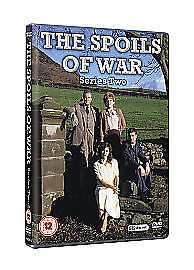 Spoils Of War COMPLETE SERIES 2 NEW SEALED DVD