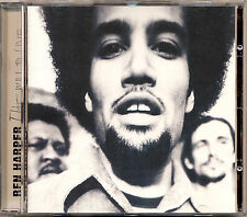 BEN HARPER The Will To Live CD