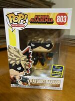 Funko Pop! My Hero Academia - Katsuki Bakugo SDCC SHARED Exclusive IN HAND! #803