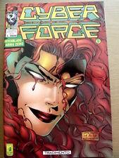 CYBER FORCE n°41 1997 - Witchblade e Arma Zero ed. Image Star Comics  [SP17]