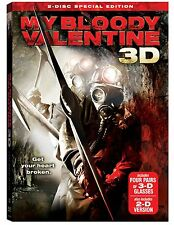 My Bloody Valentine (DVD, 2009, Canadian) WORLD SHIP AVAIL