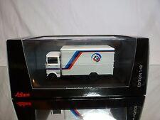 SCHUCO MERCEDES BENZ LP 608 - BMW MOTORSPORT - WHITE 1:43 - EXCELLENT IN BOX