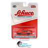 Schuco European Classics Porsche 911 (930) Turbo (Red) 1:64 Mijo Exclusives