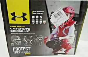 Herméticamente fiesta Gama de  Under armour Chest Protectors Catcher Protective Gear for sale | eBay