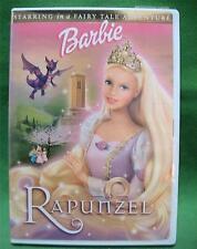 Barbie in Rapunzel   DVD