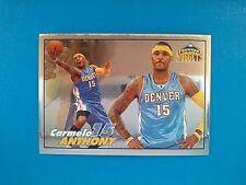 2009-10 Panini NBA Basketball n.205 Carmelo Anthony Denver Nuggets