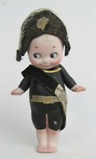 Antique Rose O'Neill Bisque Revolutionary War Soldier Kewpie Figurine