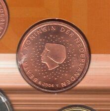 Pays Bas - 2004 - 5 Centimes D'euro FDC Scéllée provenant coffret BU 50 000 ex