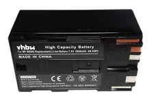 BATTERIA vhbw BP-950G Canon XH A1 XH G1 XF100 XF105 XF305 XL H1S HA H1S XH G1S
