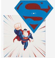 Superman The Animated Series Newbury Comics Exclusive Die-Cut Single LE /500