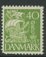 GN STAMPS-DENMARK, MINT, #238A-J, OG NH, CS/10, (1) SHOWN, NICE CENTERING