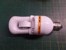 E39 E40 MOGUL 15W 5000K LED 120V ROUND TUBULAR INDUCTION LAMP, 20120110, 750Lm