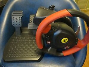 Thrustmaster  Ferrari 458 Spider Racing Wheel & Pedals For Xbox