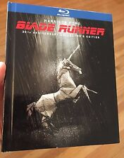 Blade Runner 30th Anniversary (3 Discs) LIKE NEW!! Opened but NEVER VIEWED