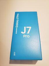 Samsung Galaxy J7 Pro 2017 SM-J730G DUAL SIM (FACTORY UNLOCKED) Blue Silver