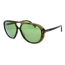 8d6cf07c15 Tom Ford FT0510 20N Grey Horn Unisex Sunglasses