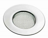 Stainless Steel Sink Strainer Kitchen Drain Basin Basket Filter Stopper,F Ship