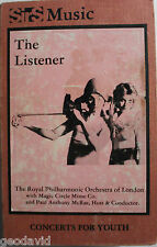 The Listener Live Concert Magic Circle Mime & Royal Philharmonic Orchestra VHS