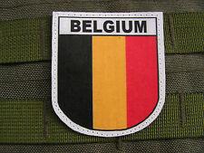 SNAKE PATCH - BLASON BELGIUM - ABL Belgique Belge para codo