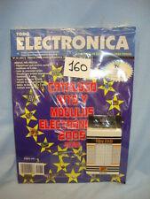 REVISTA - MAGAZINE TODO ELECTRONICA. Nº 38 AÑO X. KIT REGALO.  COD$*160
