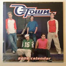 Brand New! O-Town 2002 Calendar Sealed! Erik-Michael Estrada Ashley Parker Angel