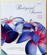 BIOLOGICAL SCIENCE - VOL. 1 - 2014 - 2ND CUSTOM EDITION FOR UNIV. N. DAKOTA - FR