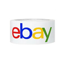 """2"""" x 75 yards Classic - Official eBay Branded Packaging Tape Multi-Pack"""
