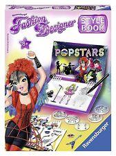 Ravensburger 18574 - Fashion Designer POPSTARS +neu und ovp++
