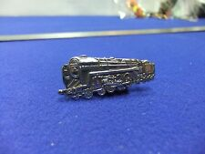 vtg badge steam train britannia chrome version railway orphanage charity 1940s