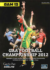 Sam 12 - GAA All-Ireland Senor Football Championship 2012 on 2 DVDs