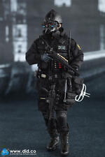 DiD 1:6 scale figure MA1005 British SAS B Squadron Black Ops Team
