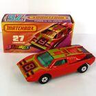 Matchbox 27, Lamborghini Countach, Great Condition, Original Box