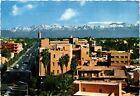 CPM MAROC-Marrakech-Avenue Mohammed V et Grand Atlas (329028)