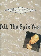 SPEAR OF DESTINY s.o.d. the epic years UK 1987 EX+ LP