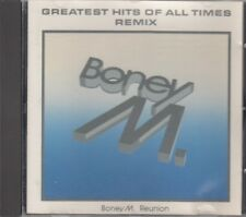 Boney M - Greatest Hits Of All Time Remix CD German Pressing Best Of FASTPOST