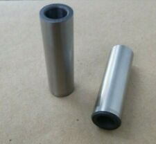 """Eight Carbon Steel Top Hat Flanged Spacer 5//8/"""" OD x 1//2/"""" ID"""