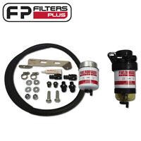 FM631DPK Fuel Manager Kit - Isuzu MU-X 2013 Onward - Protects Injectors