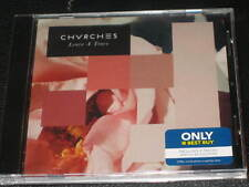 CHVRCHES - Leave A Trace - 3 Track EXCLUSIVE BEST BUY CD Single! NEW! churches