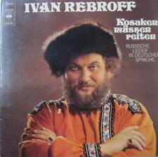IVAN REBROFF - KOSAKEN MUSSEN REITEN - LP