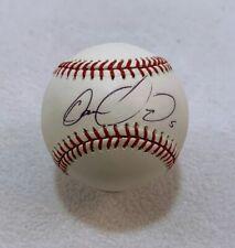 Carlos Gonzalez Autographed Baseball Beckett COA