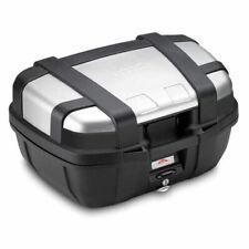 GIVI TREKKER Valigia in Alluminio Anodizzato 52 L - Nera