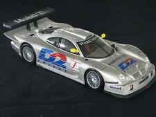 Maisto Mercedes CLK-GTR GT1 1998 1:18 #1 Schneider / Webber FIA GT (MCC)