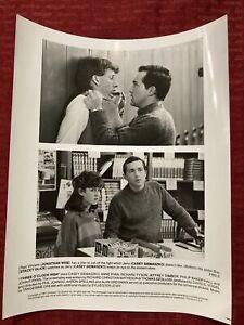 Three O'Clock High Lobby Card Press Photo Still 8x10 1987 Casey Siemaszko