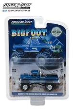 Greenlight Bigfoot The Original Monster Truck 1974 Ford F-250 Blue 29934 1/64