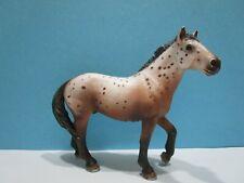 Schleich ® Pferde  13689     Knabstrupper  Hengst   ohne Fähnchen
