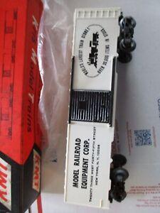 Rare KMT KRIS Model R.R.Equipment Co. Box Car W/ Box O Scale