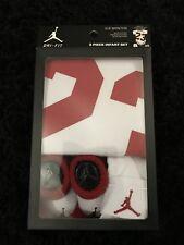 Nike Air Jodan 3 Piece Infant Set. 0-6 Months