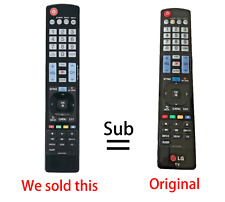 AKB73756581 Reolaced Remote For LG TV 42UB820 42UB820TTH 42UB820T-TH 49UB830